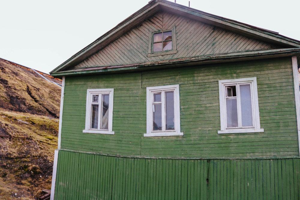 reise til barentsburg svalbard
