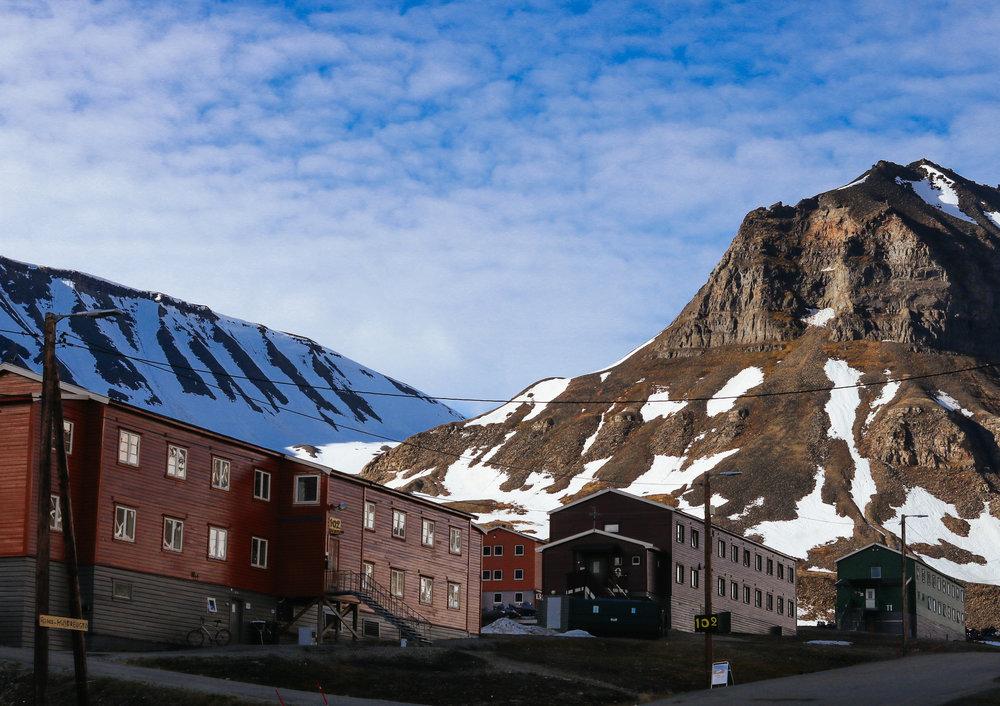 gjestehuset 102 spitzbergen