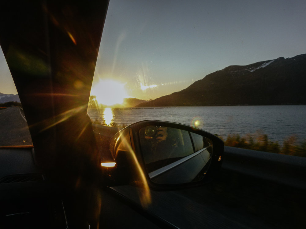 travel to tromsø by car