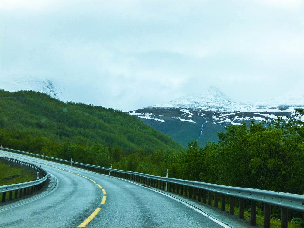 im sommer nach tromsø reisen