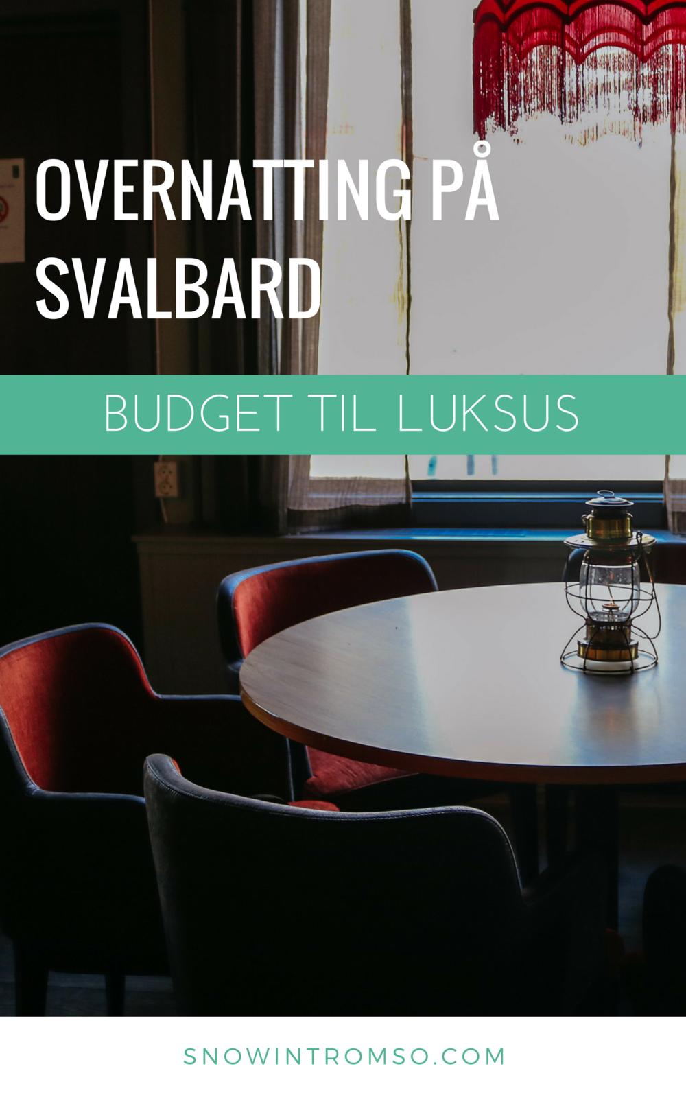 I denne artikkelen vil jeg gi deg en oversikt over alle overnattingsalternativene som er tilgjengelige i Longyearbyen, sammen med noen råd om hvordan/hvor du finner de beste tilbudene!