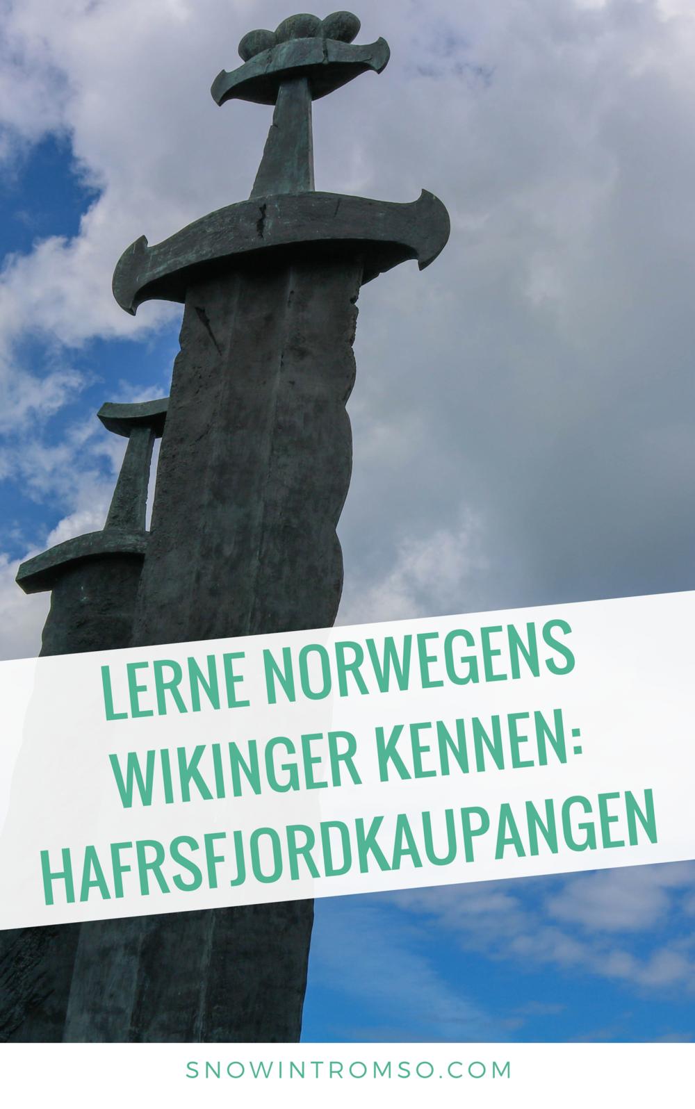 Folgt mir auf dem Wikingermarkt am Hafrsfjord in Stavanger, Norwegen, um zu sehen, wie die echten Wikinger so drauf waren!