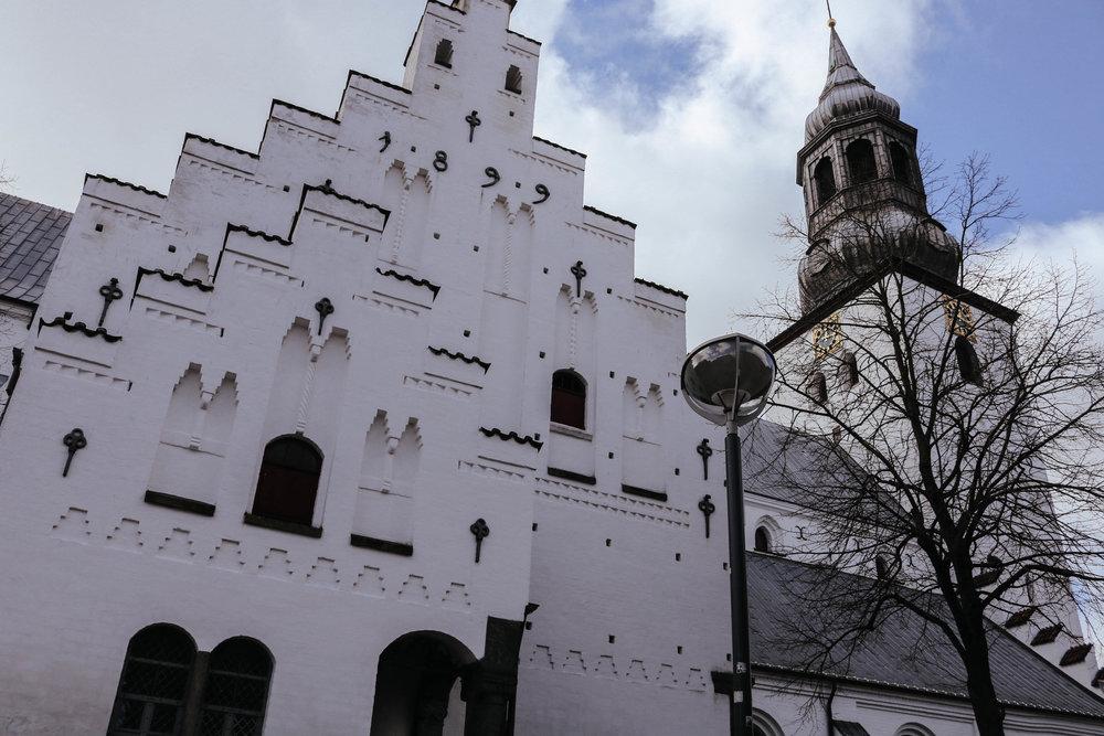 budolfi cathedral aalborg
