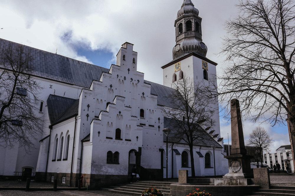 budolfi katedralen aalborg
