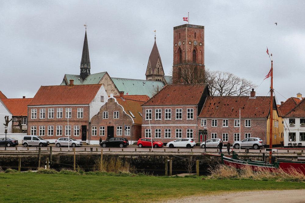 ribe danmarks eldste by