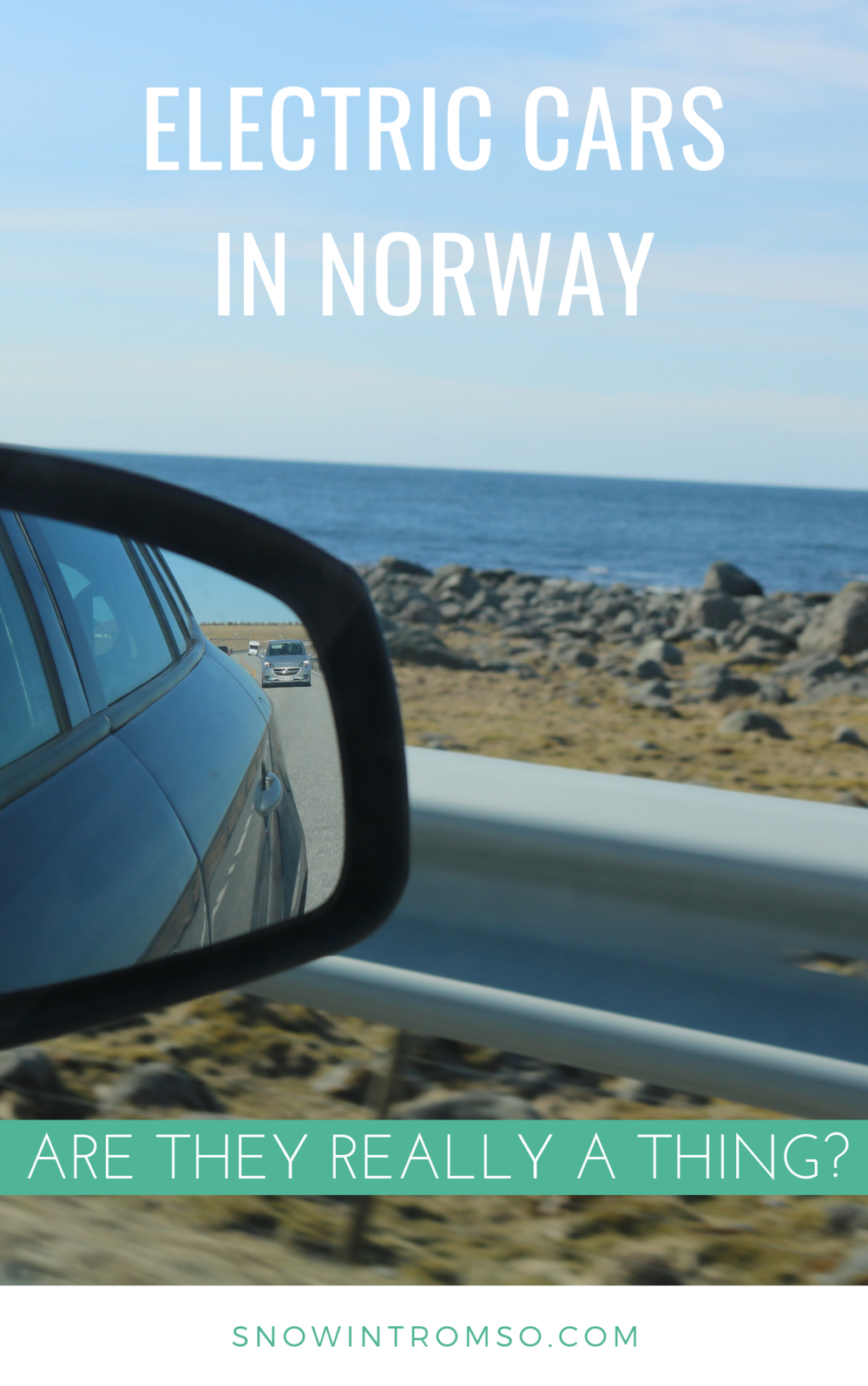 Are electric cars really a thing in Norway? Click through to find out!