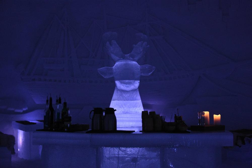tromsø ice domes