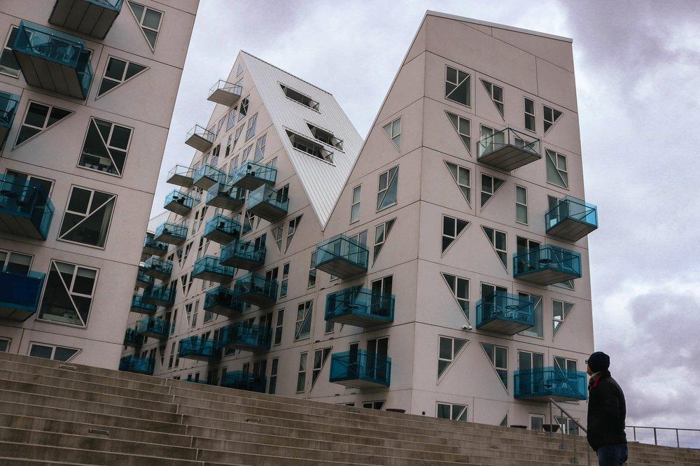 Iceberg Aarhus Ø