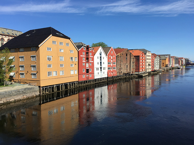 instagram guide to trondheim