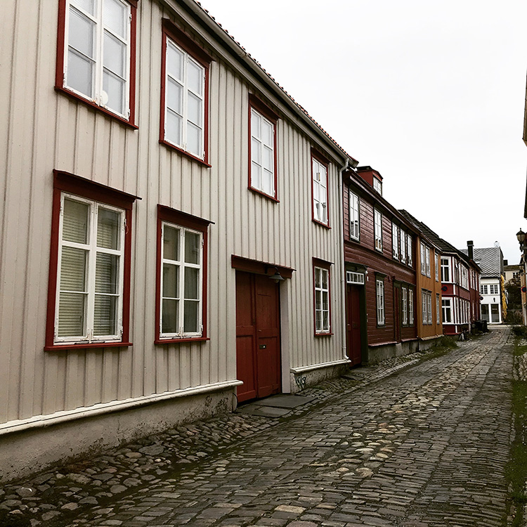 instagrammable places trondheim norway
