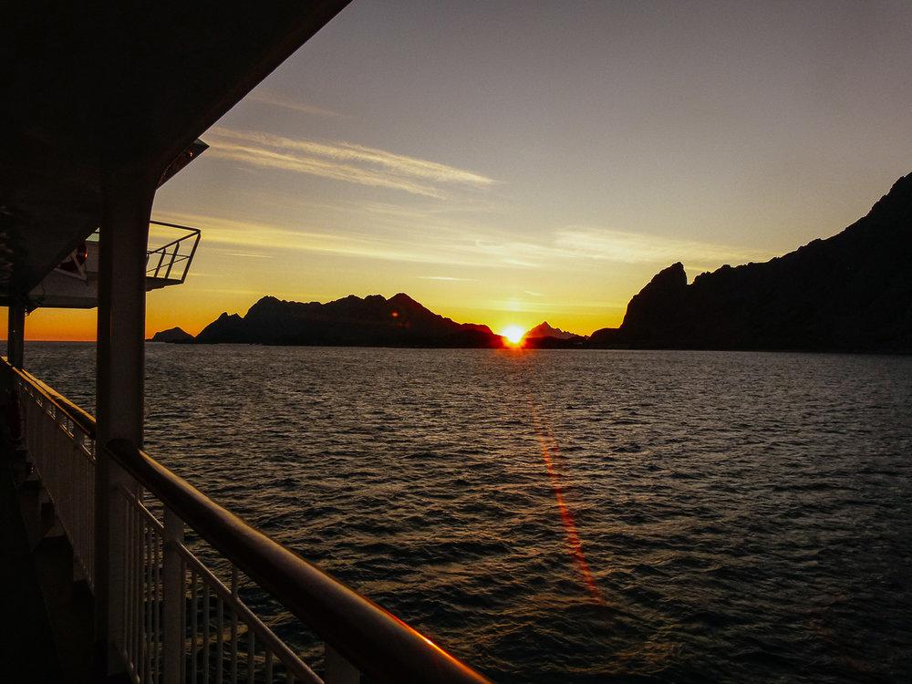 Hurtigruten Cruise Northern Norway