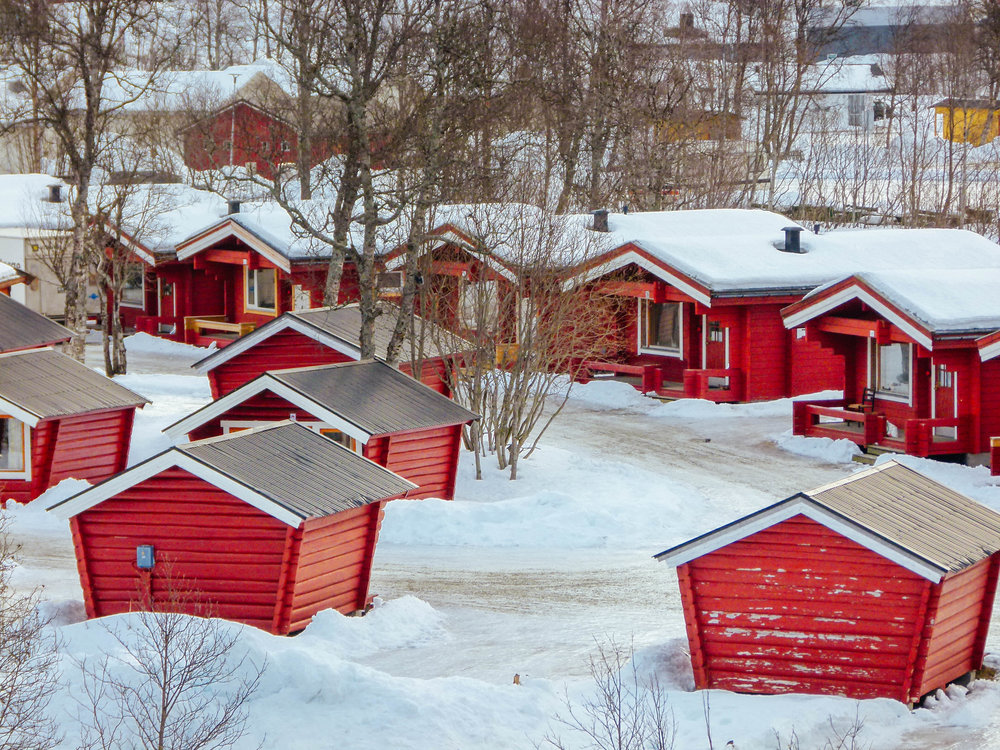 tromsø lodge and camping