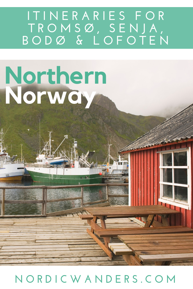 Are you considering a visit to Northern Norway but don't know where to go and how much time to schedule in? Here are 3 itineraries to help you make the most of visiting the Arctic - no matter whether you're visiting for 4, 7 or 10 days!
