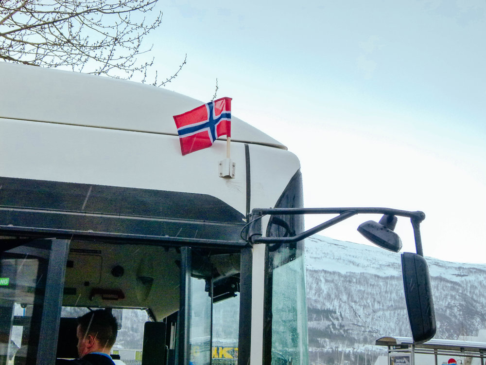 transportation in tromso norway