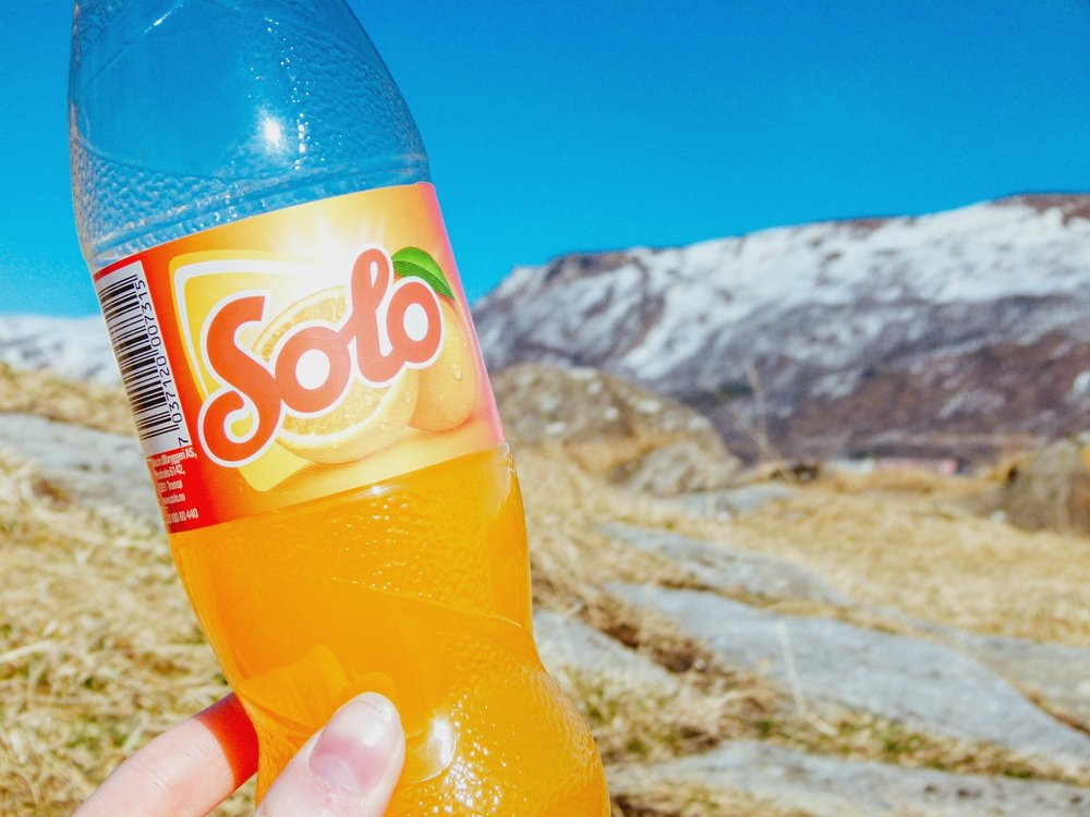 Another thing you'll have to get used to is that Solo is cheaper than Fanta as it's local (but not necessarily better…)