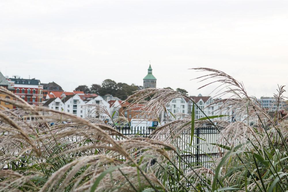 Stavanger city centre