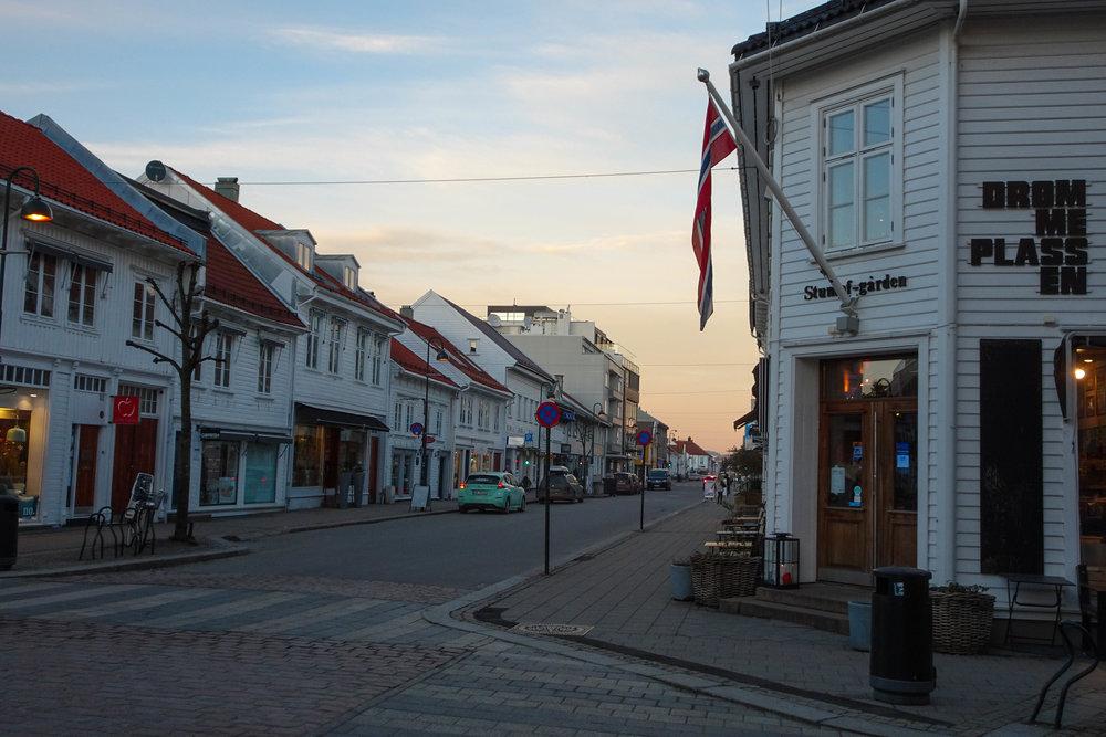 City Centre, Kristiansand