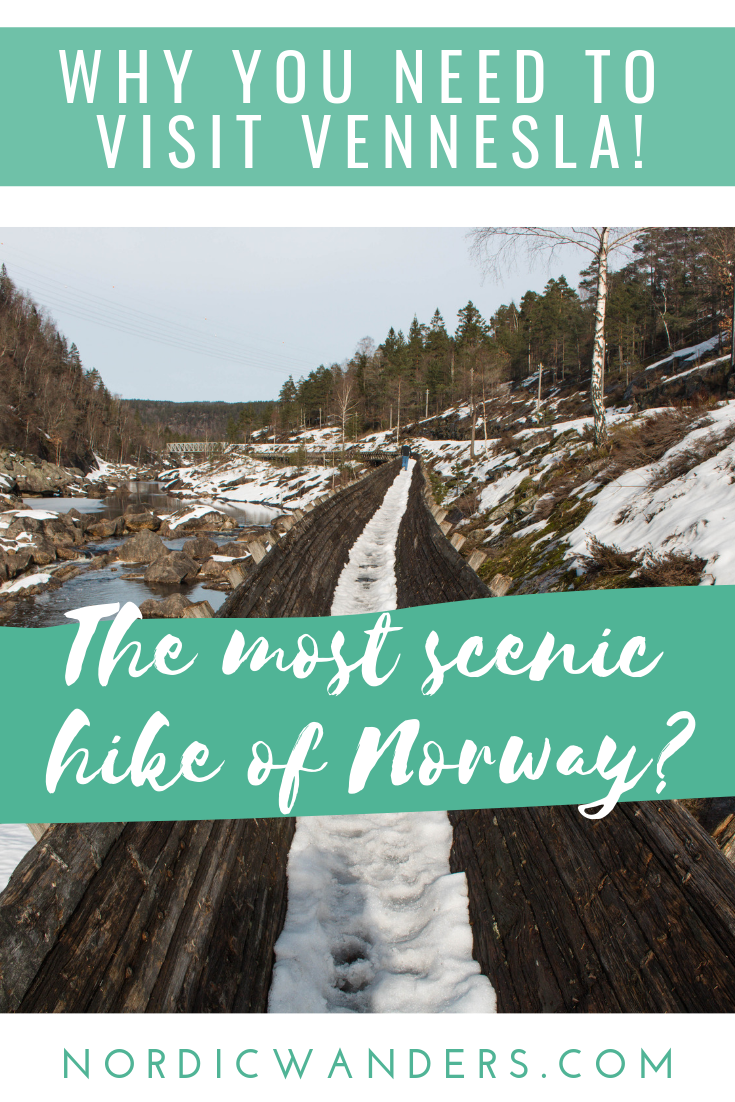 Planning a trip to Norway? Don't miss this stunning hike in Vennesla!