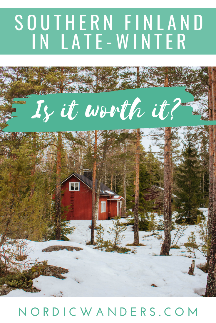 Planning a trip to Finland in March but unsure where to head and what the weather will be like? Read this!