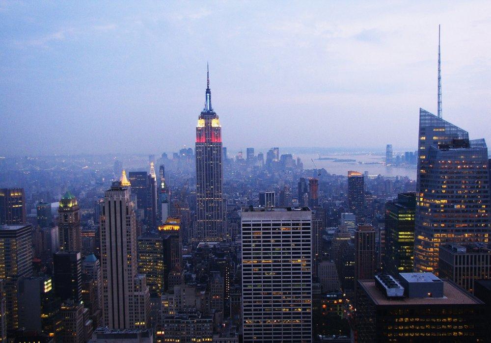 Nueva York,Estados Unidos (2009)