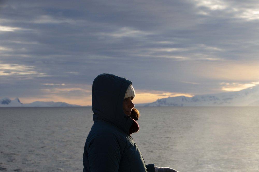 Lucia at work Antarctica.jpg
