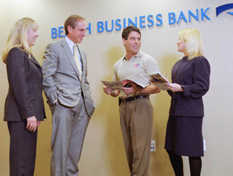 Beach Business Bank is a successful Los Angeles Bank serving commercial clients in the South Bay area