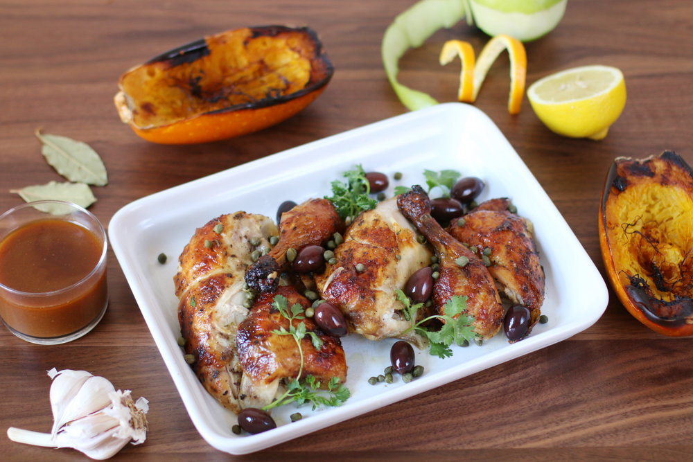 Slow Cooked Chicken with Apples IMG19.JPG