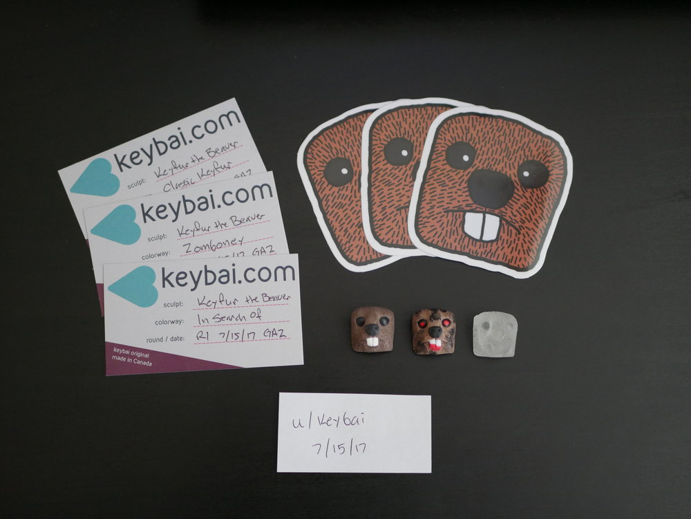 Keyfur Giveaways!