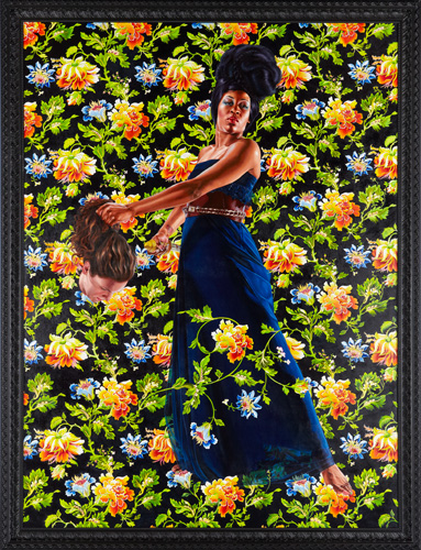 Judith and Holofernes - Kehinde Wiley