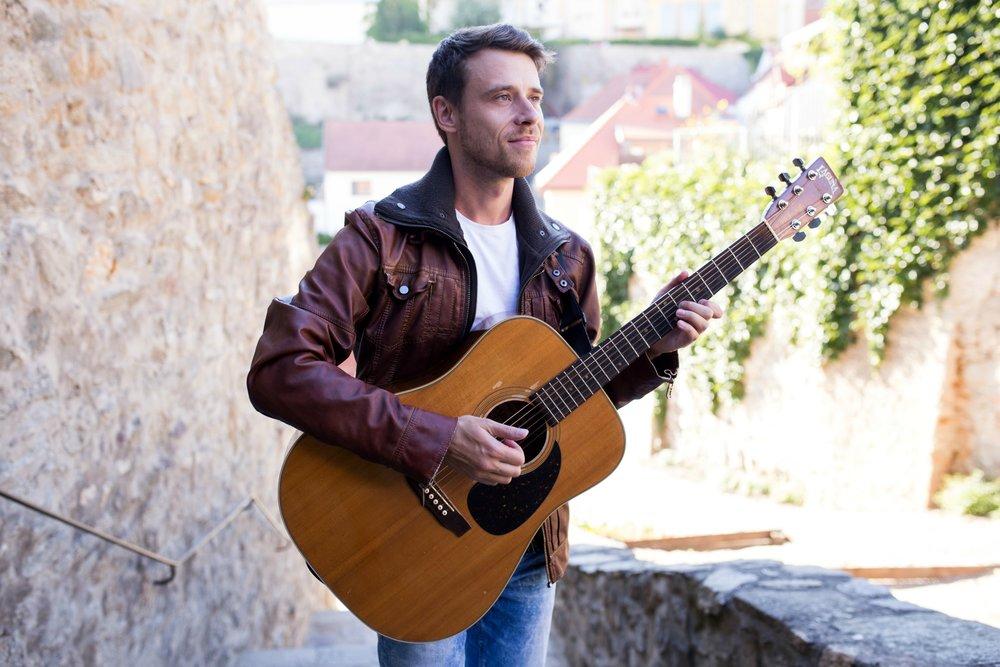 Václav Fuksa Gitarre Unterricht Wien