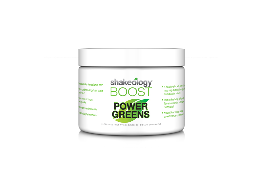 BOOST POWER GREENS