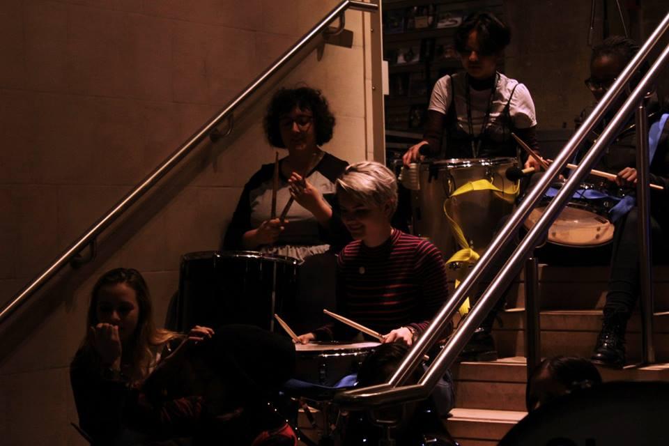 Team Drum by Rawan Yaghi