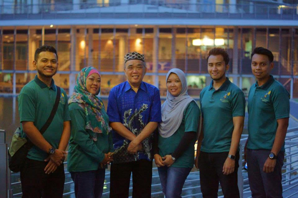 The Alunan Enterprise team