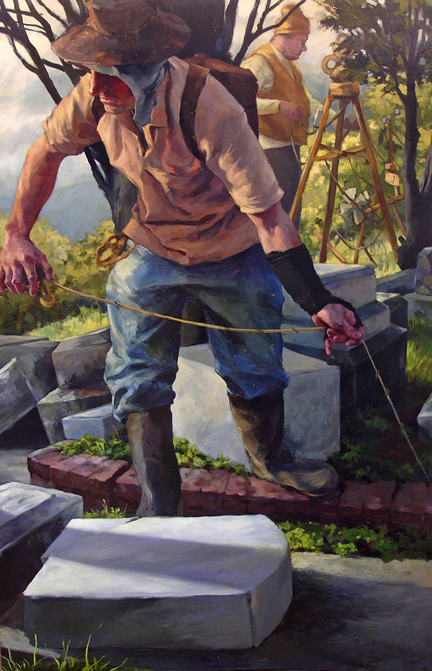 Professional Artist specializing in painting, illustration, and game design in Portland OR