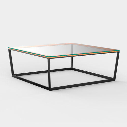 Frame Coffee Table - Large Square — Iacoli & McAllister