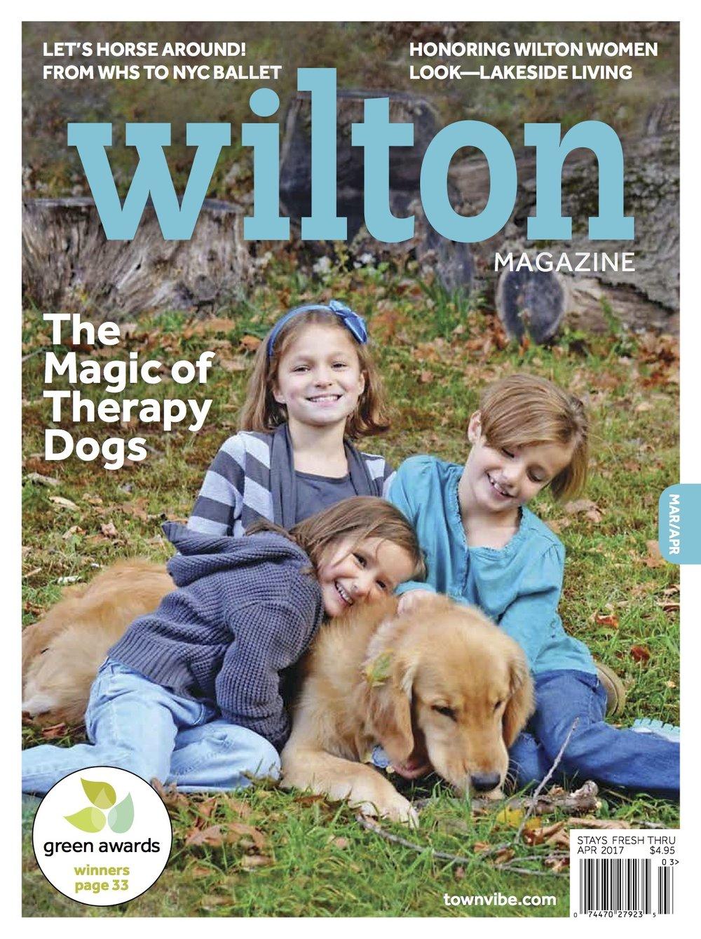 Wilton Magazine, March/April 2017