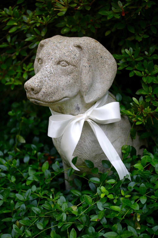 Wedding bows - no stone unturned
