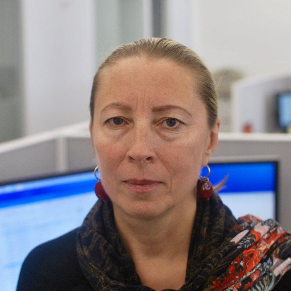 Marina Solovchuk, PE LEED AP Principal