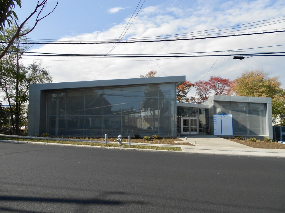 Mariners Harbor Branch Library