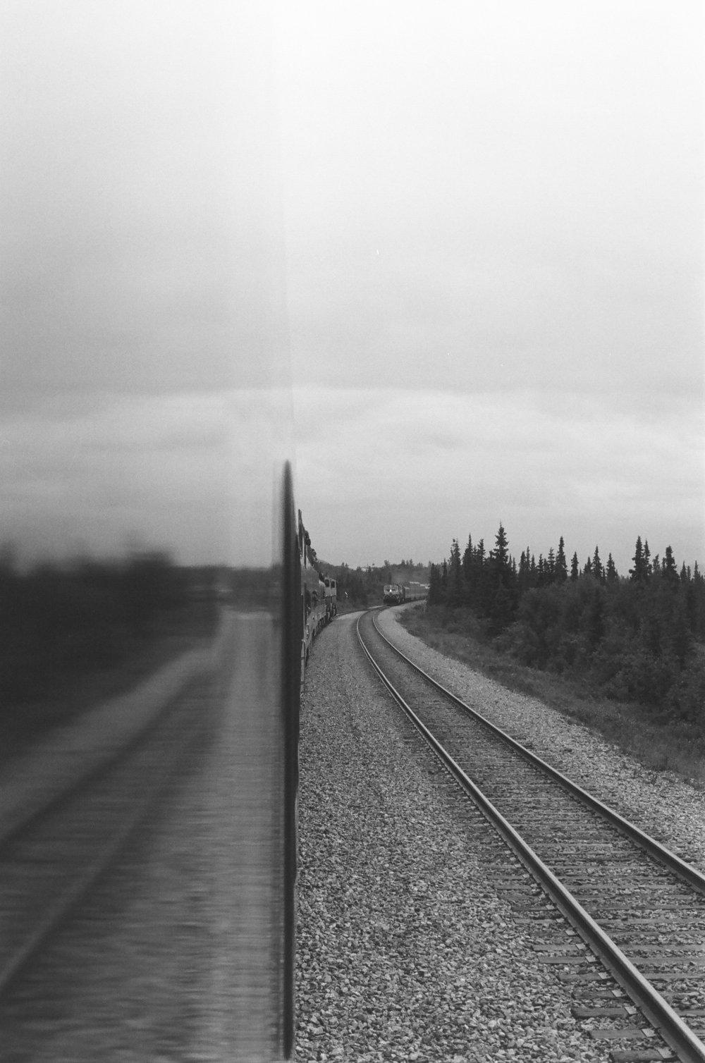 Train . 2016 35mm