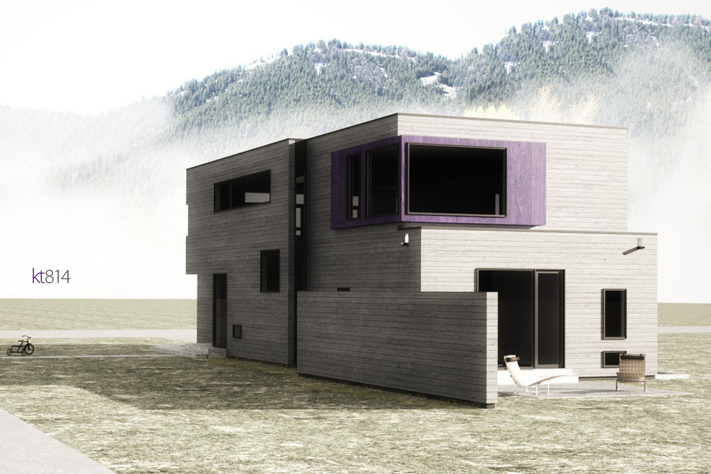 modern architecture jackson wyoming kt814