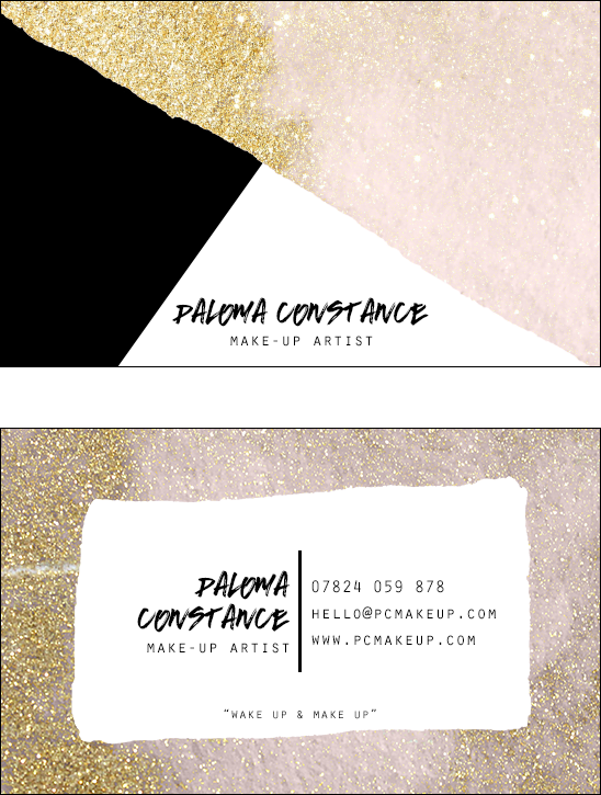 Paloma Constance - Business Card