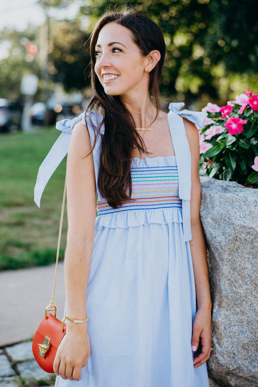 Intermix Maxi Dress