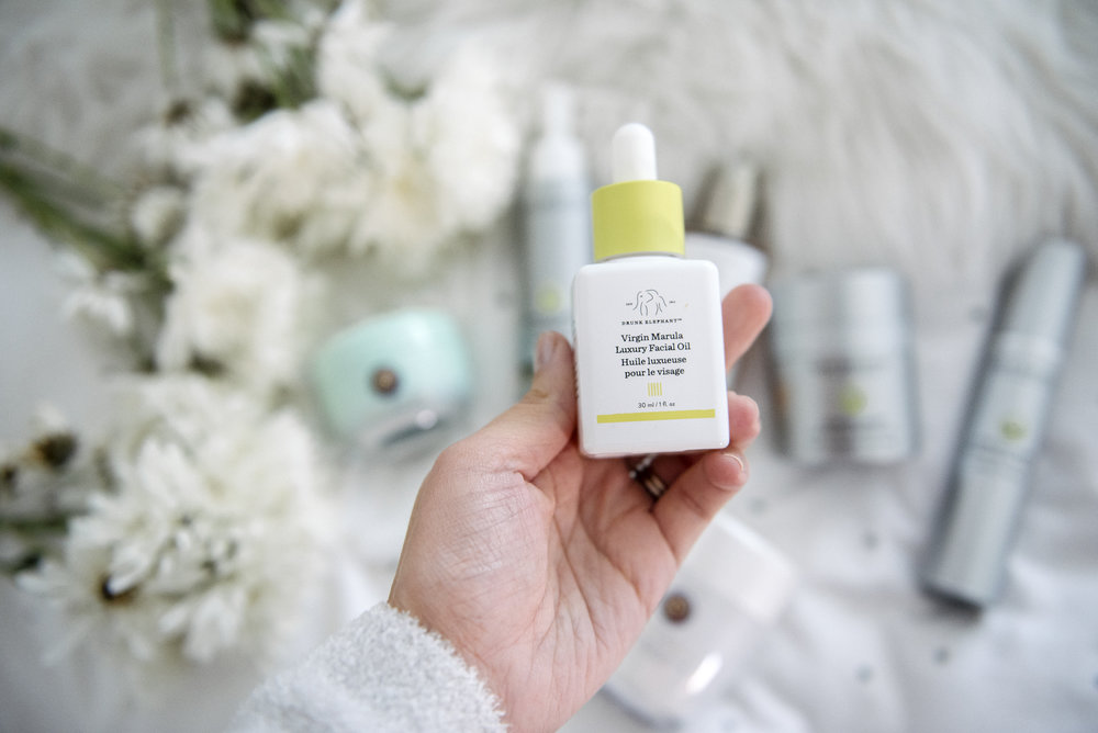Drunk Elephant Virgin Marula Oil Review