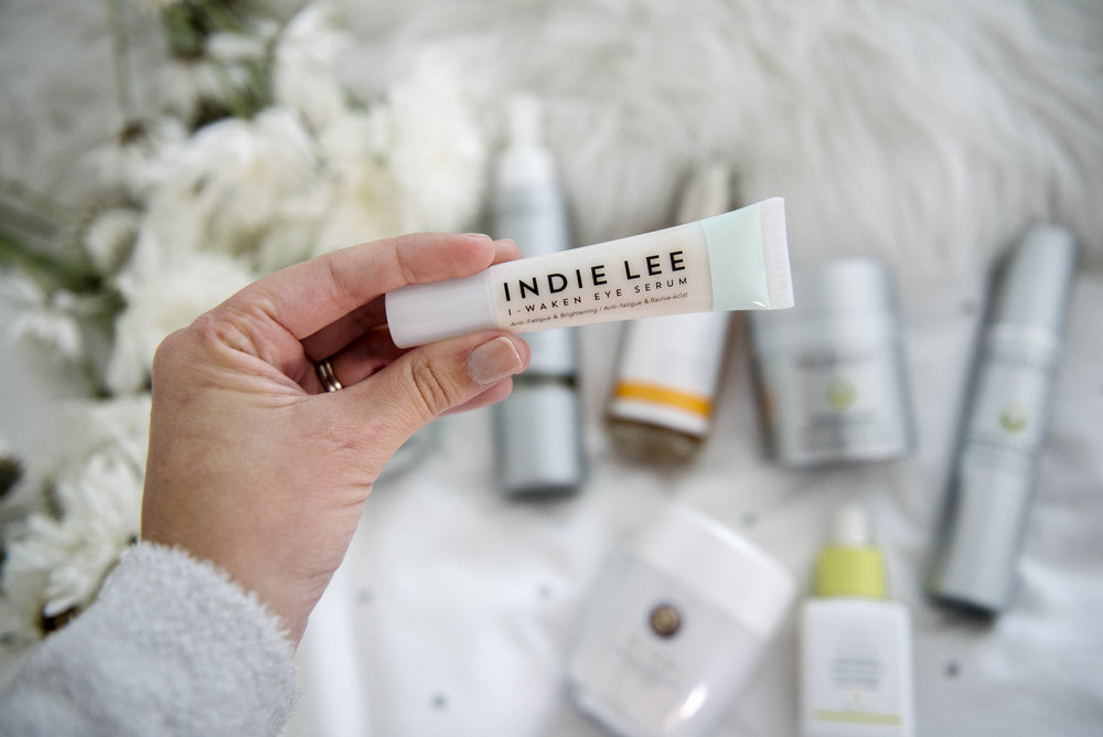 Indee Lee I-Waken Eye Serum Review