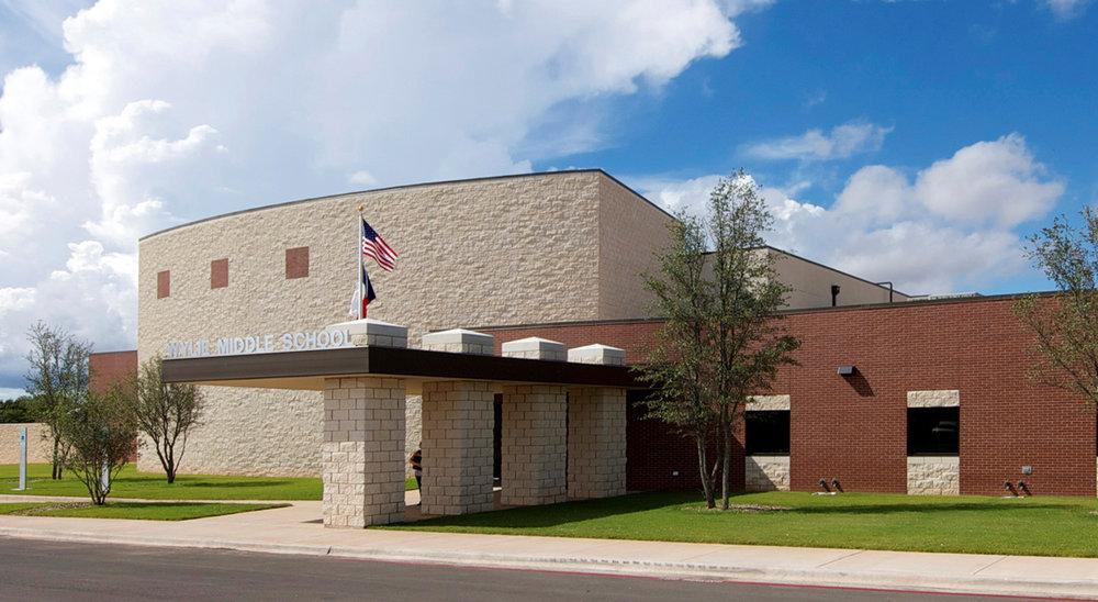 Wylie Middle School – Abilene, TX – 13,000 sq. ft.