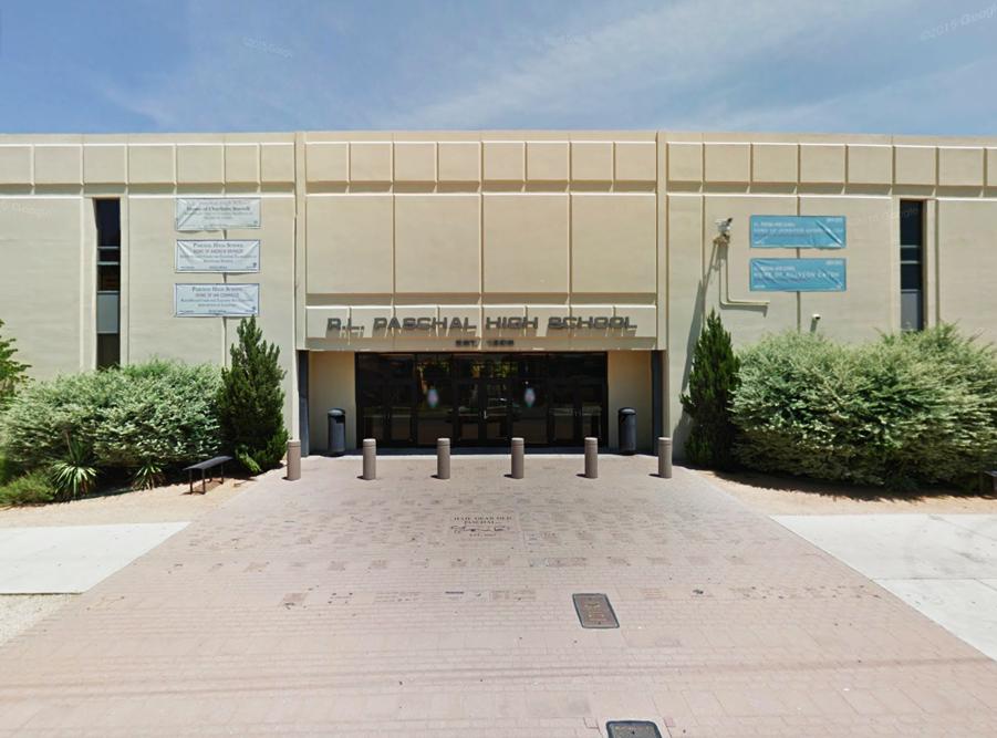 R.L. Paschal HS – Ft Worth, TX – 19,000 sq. ft.