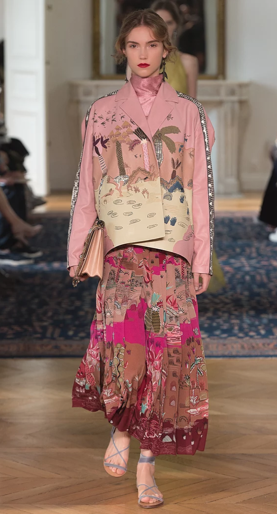 Valentino S/S17 on NORASIBLEY.COM