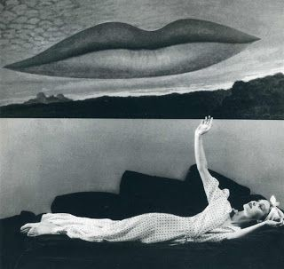 Man Ray. Harper's Bazaar, November 1936.