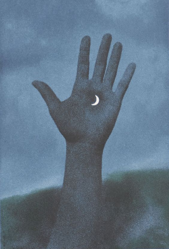 Rene Magritte - Jupiter in Virgo (1965)